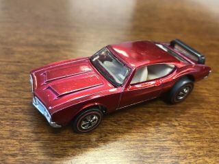 Redline Rose Olds 442 Re - List Redline Hot Wheels