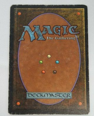 BLACK LOTUS unlimited MAGIC THE GATHERING MTG card 7