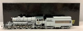 Micro Metakit 00300h Ho Scale Drg Class T18 4 - 6 - 2 Pacific Steam Engine 1002 Ln