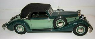 HORCH 853 BY CMC (1937) SCALE 1:12 2