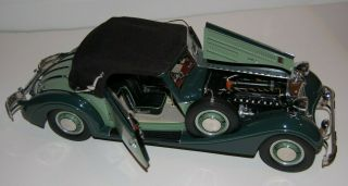 HORCH 853 BY CMC (1937) SCALE 1:12 3