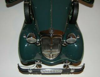 HORCH 853 BY CMC (1937) SCALE 1:12 6