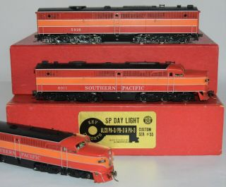 Ho Brass Southern Pacific