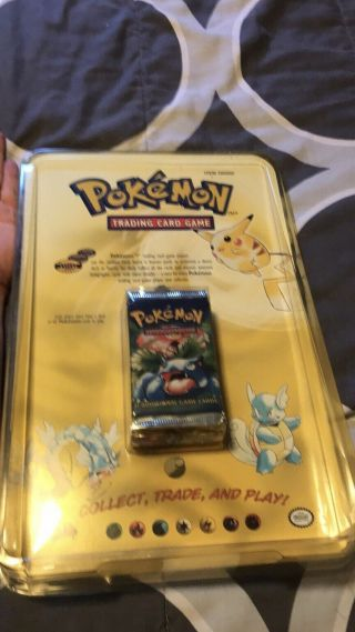 Pokemon Base Set Boosters 10 Packs Rare Unlimited Factory