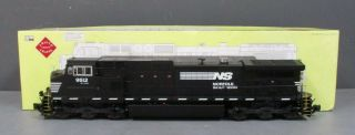 Aristo - Craft 23014 Norfolk Southern Ge Dash - 9 Diesel Locomotive 9512 Ex/box