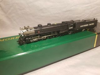 N Scale Brass Lik/ More Imports Southern Pacific Gs - 1.  4 - 8 - 4 4405 Sp