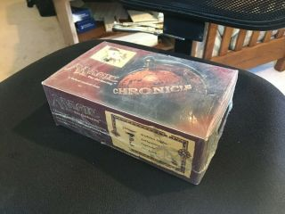 Chronicles Booster Box Mtg Factory Magic The Gathering