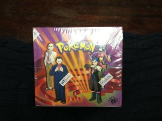 Pokemon First Edition Gym Challenge Box -