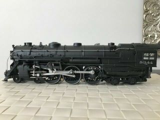 Lionel Train Locomotive 5344 And York Central Tender Pair Plus Track