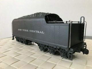 Lionel Train Locomotive 5344 and YORK CENTRAL tender pair plus track 2