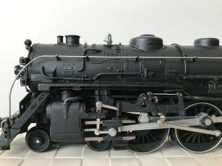 Lionel Train Locomotive 5344 and YORK CENTRAL tender pair plus track 5
