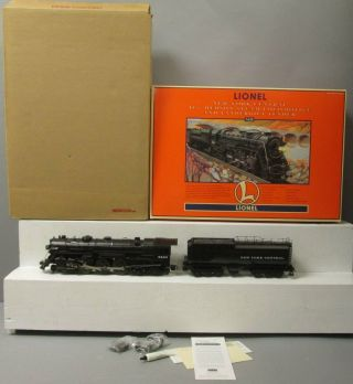 Lionel 6 - 18056 763 Nyc J1 - E Hudson Steam Locomotive W/vanderbilt Tender/box