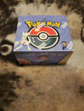 Pokemon Base Set 2 Booster Box Factory 36 Booster Packs.