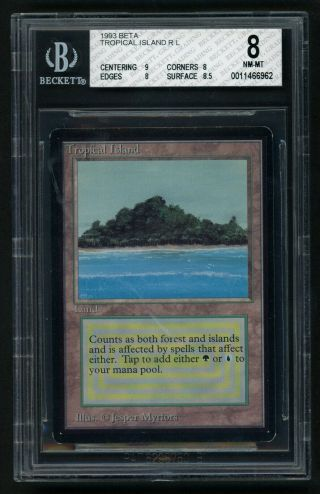 Bgs 8 Beta Tropical Island Mtg Beta - Kid Icarus -