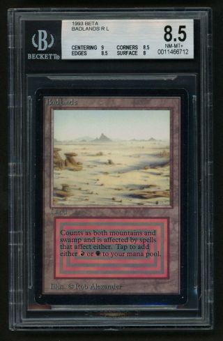 Bgs 8.  5 Beta Badlands Mtg Beta - Kid Icarus -