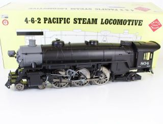 Rio Grande D&rgw 804 Art21409 Aristo Craft G 4 - 6 - 2 Pacific Steam Locomotive
