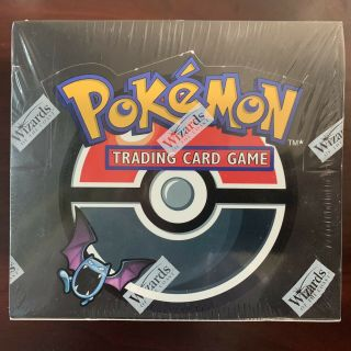 Pokemon The Card Game : Team Rocket Booster Box 36 Packs Tcg Wotc