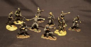 21st Century Toys And Other World War Ii German Soldiers,  1:32 Scale