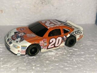 Tyco 20 Cuystom Home Depot Buick Grand Am Stock Slot Car