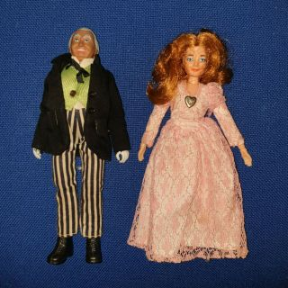 Vntage 1972 Mego The Wizard Of Oz Film Movie,  Glinda Good Witch Action Figures