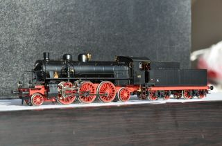 Os.  Kar Italian Fs Gr.  685 443 Steam Locomotive Hard To Find