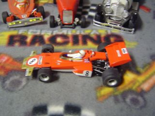 1/32 Hornby Limited Edition 8 Lotus 72 F1 Car -