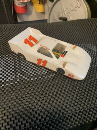 """1/24 4"""" Dirt Late Model Champion Turbo Flex Chassis W/parma16 - D Motor"""