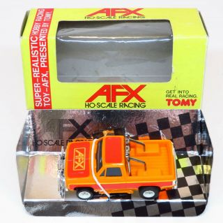 Tomy Afx - Gmc Pick Up Truck - Rare Japanese Version - Aurora Ho Scale Racing