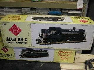Aristo Craft G Scale Locomotive Rs3 A.  T.  S.  F - Like