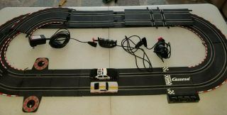 Carrera Go 1/43 Scale Slot Car Police Chase Police Cruiser Mustang