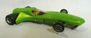 """Look 1960`s Classic Industries 1/24 """" Asp """" Thingee Slot Car Is A Runner"""