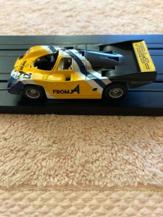 Authentic Japanese Release Tyco From A Porsche 962 27 W/o Window