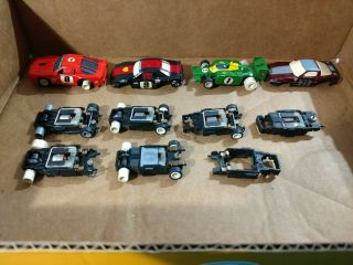 Slot Car Bodies Body And Chassis