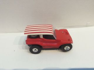 Red Dune Buggy Coupe Tjet - - Satisfaction Guaranteed