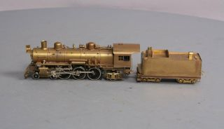 Northwest Short Line HO BRASS N&W Pacific Class E - 2a 4 - 6 - 2 Steam Locomotive & Te 2