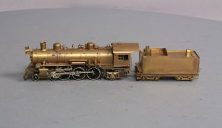 Northwest Short Line HO BRASS N&W Pacific Class E - 2a 4 - 6 - 2 Steam Locomotive & Te 3
