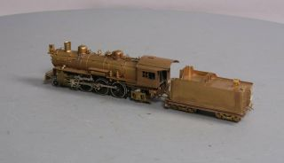 Northwest Short Line HO BRASS N&W Pacific Class E - 2a 4 - 6 - 2 Steam Locomotive & Te 4