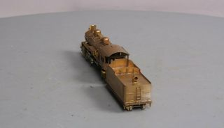 Northwest Short Line HO BRASS N&W Pacific Class E - 2a 4 - 6 - 2 Steam Locomotive & Te 5