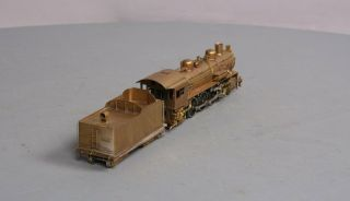 Northwest Short Line HO BRASS N&W Pacific Class E - 2a 4 - 6 - 2 Steam Locomotive & Te 6