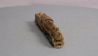 Northwest Short Line HO BRASS N&W Pacific Class E - 2a 4 - 6 - 2 Steam Locomotive & Te 8