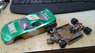 Parma 4.  5 Inch Fcr With 16d Rotor Motor And Nascar Cot Body 8