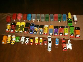 Thomas And Friends Trackmaster And Magnetic Trains