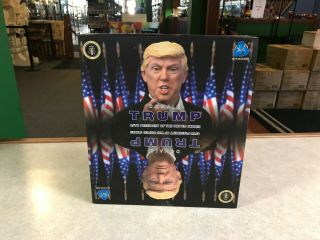 2018 1/6 Did 45th President Of The United States Donald Trump Ap002 Figure Nib