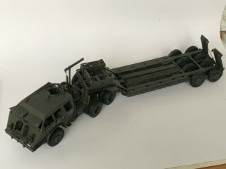 Ww2 Us Dragon Wagon,  1/35,  Built & Finished For Display,  Fine.