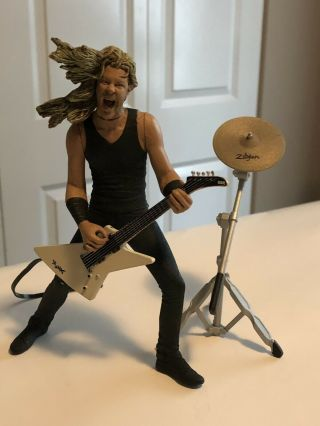 James Hetfield Metallica Harvester Of Souls 7 Inch Figure Mcfarlane Toys