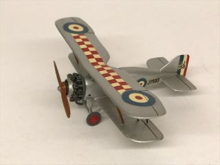 Gloster Grebe Mk.  Ii,  1/72,  Built & Finished For Display,  Fine.  J7583