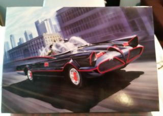 Polar Lights Batmobile,  1/25 Deluxe Edition Model Kit.  Photoetched Parts And.