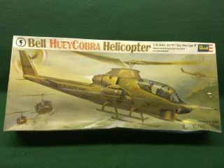Revell Bell Huey Cobra Helicopter,  1/32 Scale