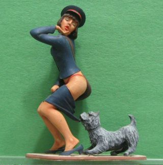 Phoenix Phollies 80mm Bx34 Beware Of The Dog Painted