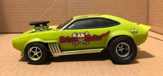 Poison Pinto Built Plastic Model 1:24